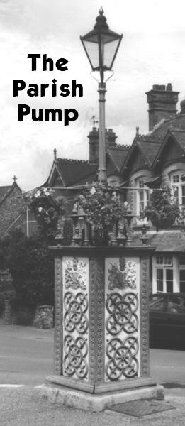 The Parish Pump Magazine Cover