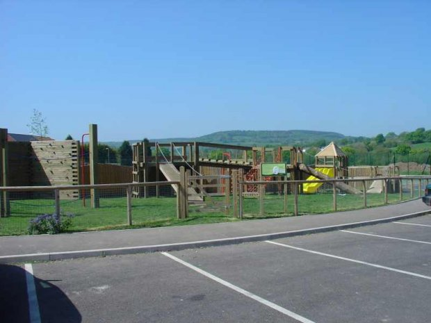 Children's play area - May 07