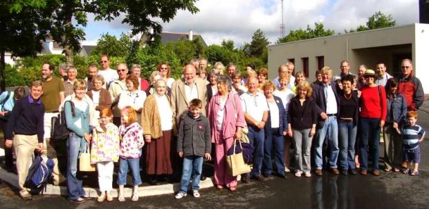 Group of Twinners from Upper Culm Twinning Association May 2008