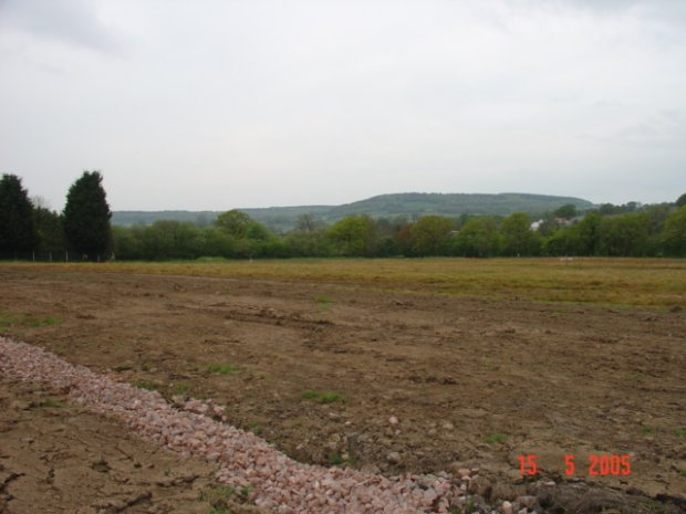 Wilderness before footbal pitches were built - May 05