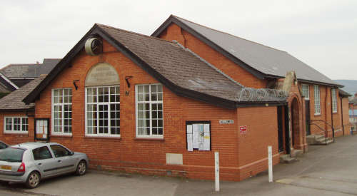 The Parish Hall