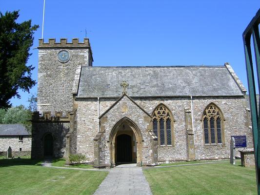 St Mary's Hemyock