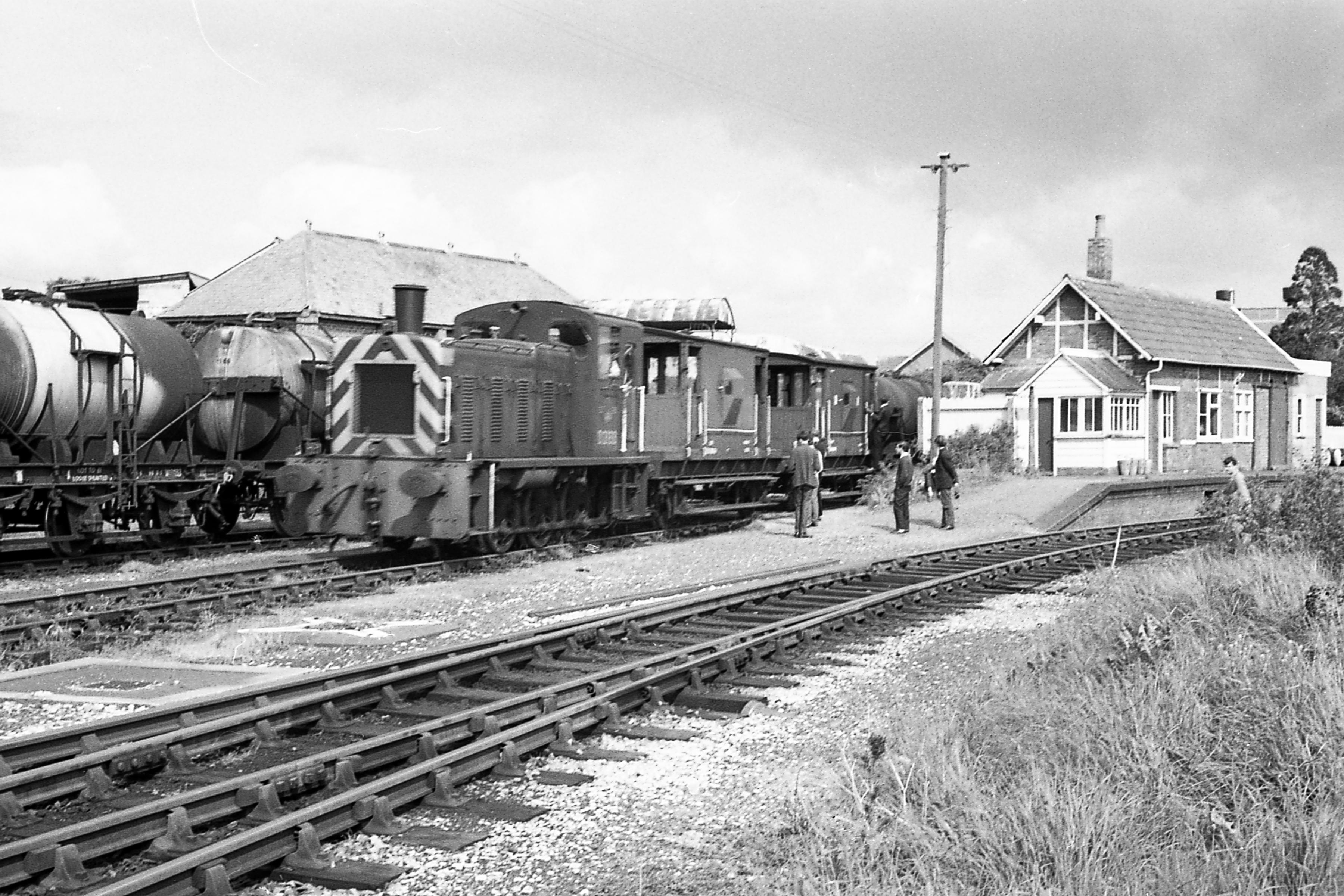 Hemyock Station