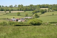 Looking Towards Bolham Farm