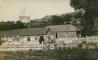 Hemyock Station, circa 1905