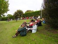 Twinning Visit May 2007 - Picnic At Plymouth Hoe