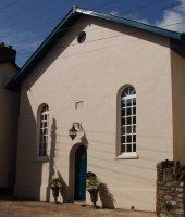 The Methodist Chapel - now a private residence