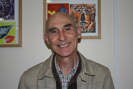 Councillor Lance Povah