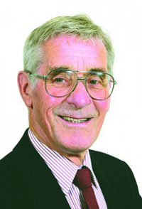 Councillor Ray Radford