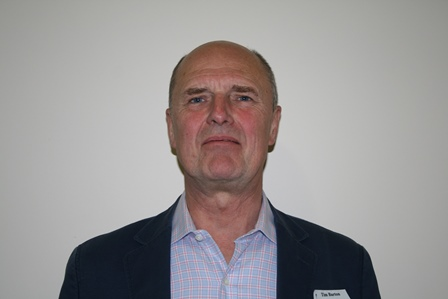 Tim Barton Chairman of Hemyock Parish Council