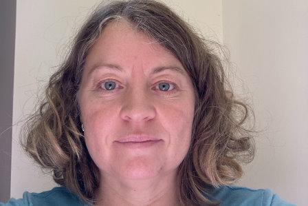 Parish Clerk Donna Evans