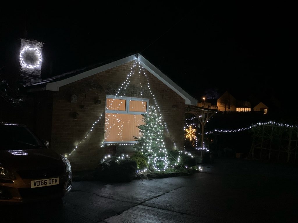 Christmas Lights 2020 - Joint First Prize Winner, 2 of 2
