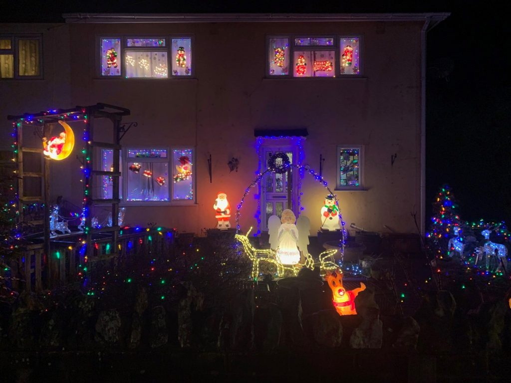Christmas Lights 2020 - Second Place